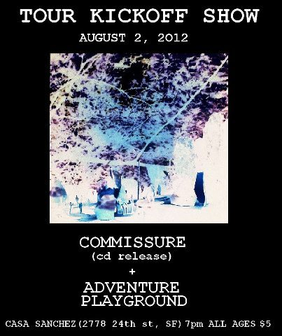 "commissure:  Our new album ""unknown realizations: it's in our heads, we just don't know"" will be released for sale THIS THURSDAY, come out & celebrate the release as well as the first stop of our west coast tour with Adventure Playground. https://www.facebook.com/events/365146400218259/  thhuuurrrsssdaaaayyyyyy reblog dis shit; tell yr homies"
