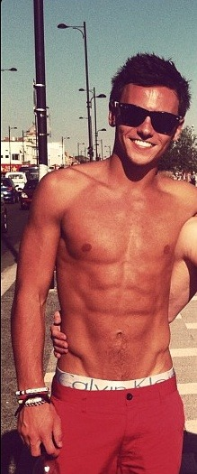 Tom Daley; British Diving Team ♥