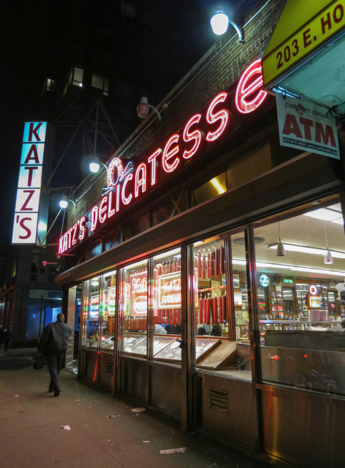 laughingsquid:  Katz's Delicatessen