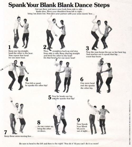 learn to dance!