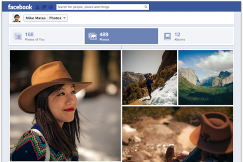thisistheverge:  Facebook revamps photos with new mosaic view and simpler UI