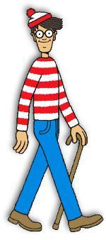 "howstuffworks:  Who wants to look for Waldo when there are so many more interesting things to see in the pages of these colorful, over-sized children's books? Waldo-mania swept the country in the mid-1990s, but schools in Michigan and New York wiped out Waldo because ""on some of the pages there are dirty things."" These ""dirty things"" included a topless lady on the beach. It's just a hunch, but if you can find her, Waldo's probably not far away…   Here are 8 more ""Surprising Banned Books""  Image Courtesy Waldo Wiki"