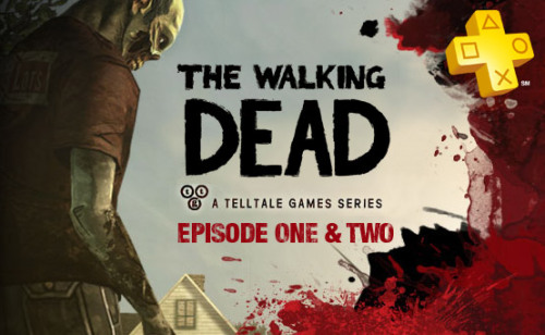 PlayStation Plus members getting The Walking Dead Eps 1 and 2 FREE Sony's excellent PlayStation Plus service is delivering the goods this month. Fans of shambling undead zombies are in for some good news as Sony has announced that this months PS+ members are getting Telltale Games The Walking Dead Episodes 1 and 2 added to their Instant Game Collection. If you haven't given Telltale games Walking Dead series a try, then you're missing out some good stuff! If you're a PS+ member now you have no excuse to give it a try. Unless you're afraid of zombies that is. The PS+ update will go live August 7th.