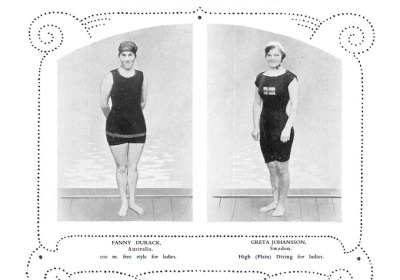 It's 1912 And This Is What The Olympic Contestants Look Like100 years ago, in Stockholm, we take a look at the Olympic field. Be sure to click on each one to read the descriptions. The most interesting part is that this was the last Olympics that you could just show up and hope to enter into the competition. How times have changed!