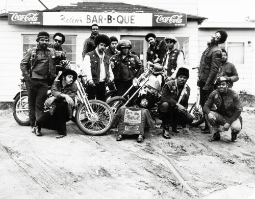 East Bay Dragons MC, from Oakland, California c. 1970's