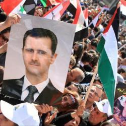 "What's next for Syria's Palestinians? For decades, the Assad regime in Syria was the most ardent regional champion of the Palestinian cause. When the country went to war with Israel in 1948, 1967, and 1973, it claimed to do so on behalf of Palestine. Hafez al-Assad stood steadfastly against the Oslo Accords, refusing to support the compromise that the Palestinians were themselves prepared to make. And since coming to power in 2000, Bashar al-Assad has been a crucial patron of numerous Palestinian terrorist groups, just like his father before him. In recent years, Syria has served as a pivotal training ground, transit point, and weapons pipeline for groups engaging in ""armed resistance"" against Israel, including Hamas, Palestinian Islamic Jihad, Hezbollah, and Popular Resistance Committees. For their part, the Palestinians who have been aided and sheltered by Syria—there are some 500,000 in Syria, the majority living in nine refugee camps throughout the country—have responded by paying fealty to the regime. But with an internecine war now raging inside Syria's borders, the Palestinians appear to be breaking rank. The London-based al-Sharq al-Awsat reports that the PIJ has left Syria for Iran, whileMaan News Agency reports that PIJ leader Ibrahim Shehada recently departed Syria for Gaza. Jonathan Schanzer — ""The Fate of Syria is in the Hands of…Palestinians"""
