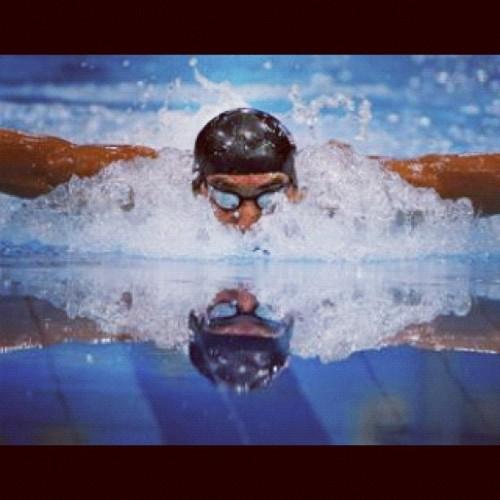 #TeamPhelps FTW #Phelps  (Taken with Instagram)