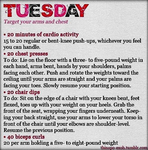Flat Stomach Exercises Tumblr