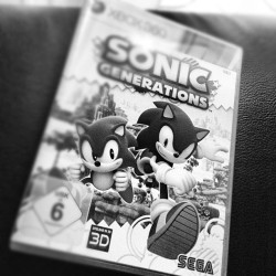 Sonic Gerations 👾 #love #instagood #iphonesia #photooftheday #instamood #igers #me #cute #iphoneonly #instagramhub #picoftheday #girl #jj #instadaily #bestoftheday #fashion #swag #follow #art #yolo #photo #webstagram #sonic #xbox #xbox360 #generations #games #retro (Wurde mit Instagram aufgenommen)