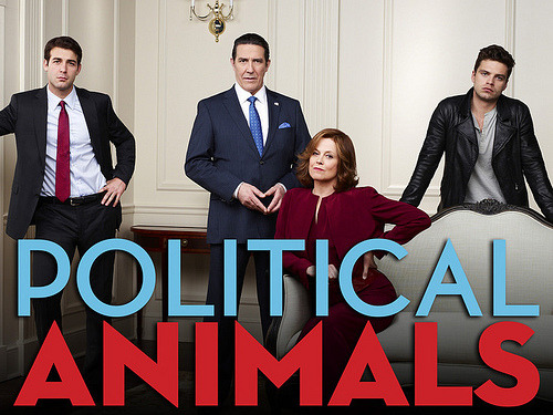 "Bitch Media says that so far Political Animals is ""being hailed by some as a step forward for strong women on television and derided by others for being sucky. Both sides have a point."""