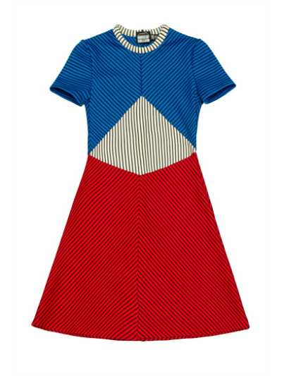 teenvogue:  Patriotic House of Holland dress for Opening Ceremony's London pop-up shop. Check out more stylish and festive picks here »