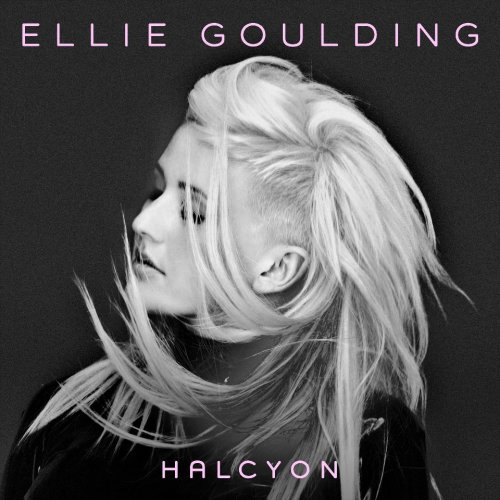 "thecultureofme:  Ellie Goulding's new record cover art for ""Halcyon"" a/k/a ""Girls That Look Like Skrillex But Are Also In Reality Dating Skrillex""  Thank you Culture of Me for the fantastic commentary"