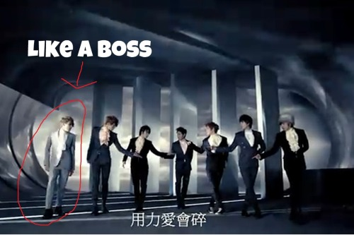 rokkuko:  Ryeowook's like a boss!