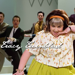 30 Days of Awesome Teen Girls, Day 25: Tracy Turnblad from Hairspray.