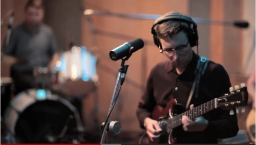 "Nick Waterhouse // ""Some Place"" - filmed by Yours Truly at Different Fur Studios. In this very cool interview, Nick Waterhouse talks about his earliest musical memories, and the feelings evoked by these experiences. There's also a sweet reference to this awesome song.  - Pedro   Also see: Night Fog Mix by Nick Waterhouse"