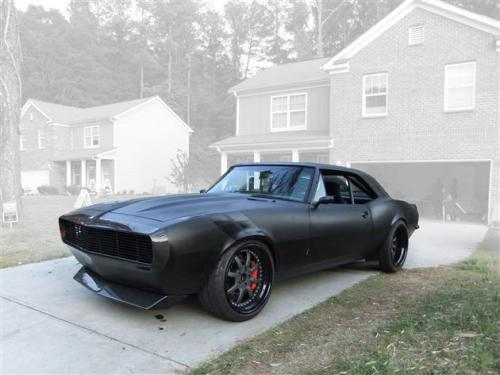 1967 Chevrolet Camaro Street Fighter