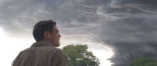 Take Shelter (2011) Super tense, suspenseful and slow. My kind of movie. Loved the acting and the realism of the story but hated the ending (but I can forgive the last 5 minutes). So so good.