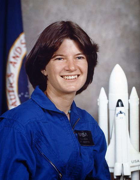 foreverliberal:  Give Sally Ride's Partner Death Benefits! Sally Ride — who was the first American woman in space — recently died and was rightfully celebrated as a hero for her service and risking her life for the United States. Unfortunately, Ride's domestic partner of 27 years Tam O'Shaughnessy, under federal law, will not receive the survivor annuity, death benefits, or Social Security payments that are given to family members of heterosexual astronauts.  Even though the majority of Americans support the rights of same-sex couples and more states are legalizing marriage equality, 1,138 benefits are still denied to these couples (even if they're married) because of the Defense of Marriage Act. The government should treat Sally Ride's partner with all of the respect partners of heterosexual astronauts are given. Please tell the United States government to give Sally Ride's partner death benefits and to fight against DOMA! Sign the petition here. — Brittany