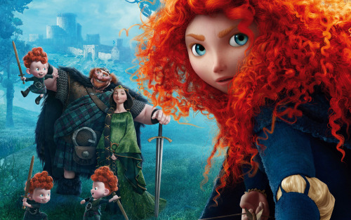 Cannot wait to re-watch Brave when I go to London in August. <3