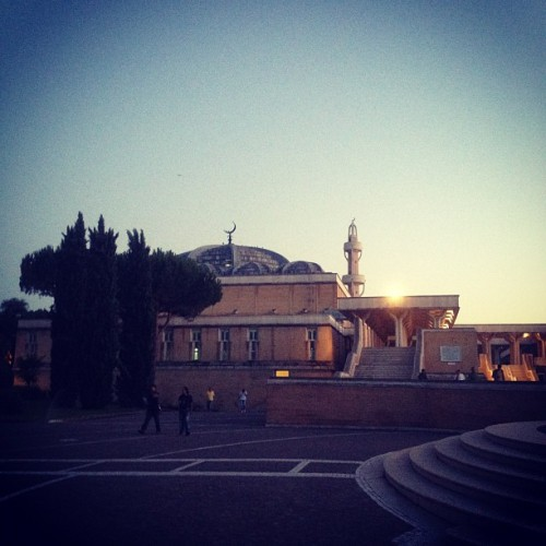 The Mosque (Scattata con Instagram)