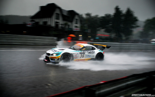 mybestcars:  24 Hours SPA 2012 BMW
