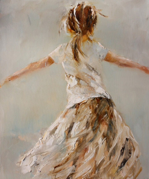 valscrapbook:  lindasinklings: twirl. (via Belclaire House: Favorite Artist: Susie Pryor)