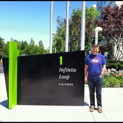 Taken with Instagram at Apple Inc.