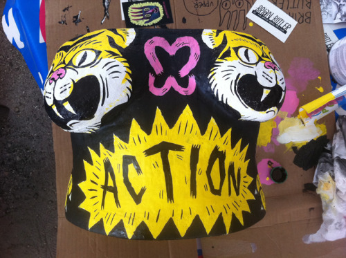 Tiger Titties for Keep-A-Breast // Warped Tour
