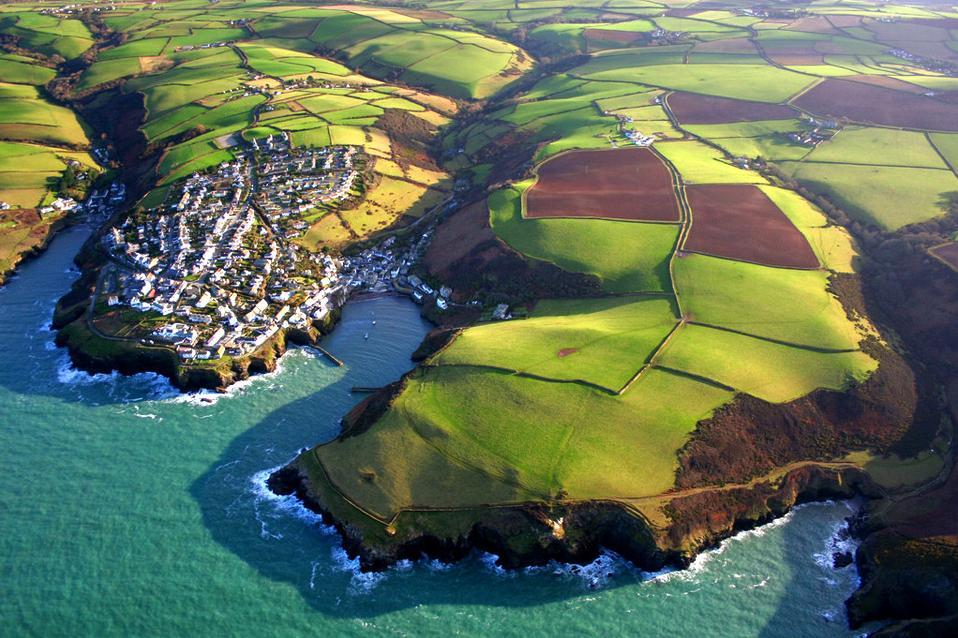 Port Isaac, England. via…