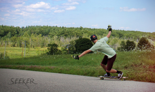 special—delivery:  Toeside check on Lifelong Seeker.