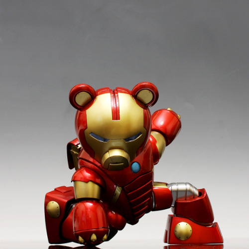Bearvengers Series no.1 IRON-BEAR