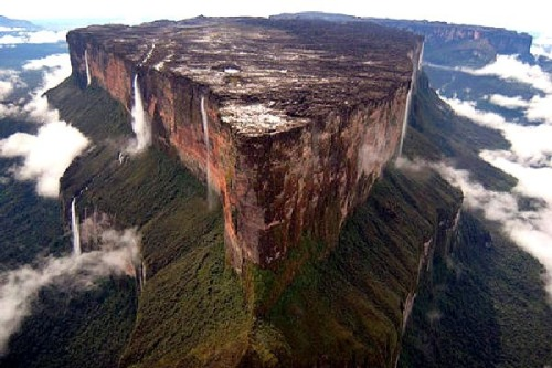Mount Roraima Venezuela… Just as in UP!