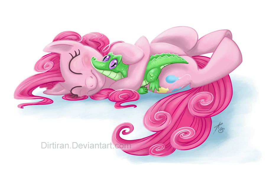 summerflightcamp:  Friendship - Pinkie Pieby *Dirtiran.