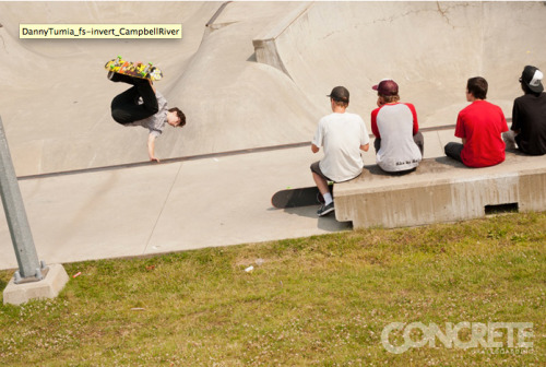 Bloggery of my latest road trip on concreteskateboarding.com  -dave