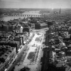 archimaps:  Aerial view of Bordeaux