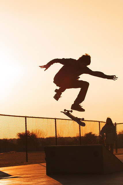 Skate Or Die! by J.Gusto Foto Streamo on Flickr.