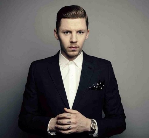 Professor Green Slammed by Fans for 'Sick' Bulimia Tweets(via Mstarz)