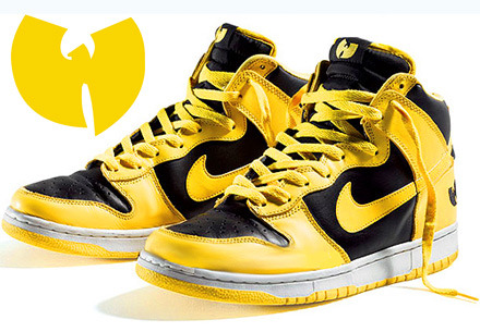 Wu Tang kicks super dope