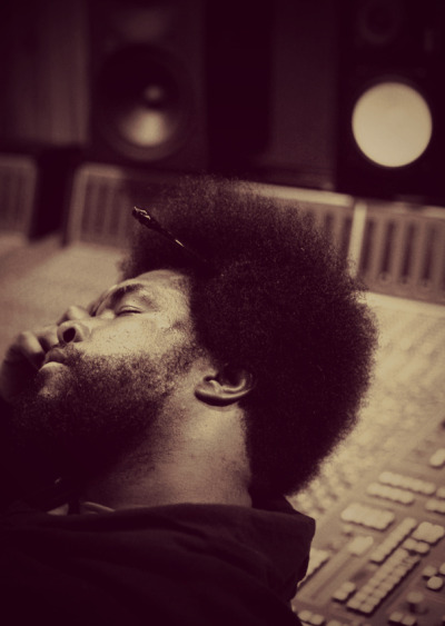 soul-is-amazing:  Questlove