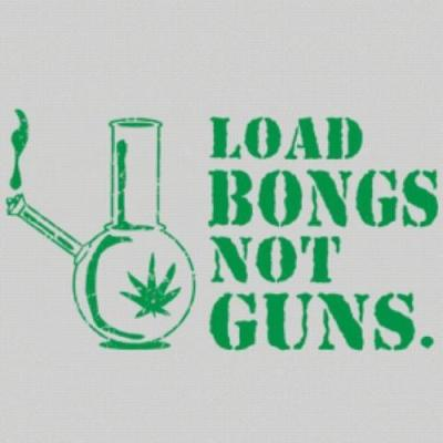 Lol true true , legalize weed , ilegalize guns