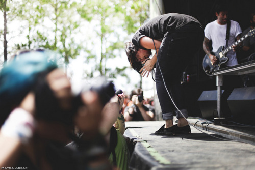 Sleeping With Sirens @ Orlando, FL Warped Tour Follow me for more photos: Tumblr / Twitter / 500px / Flickr