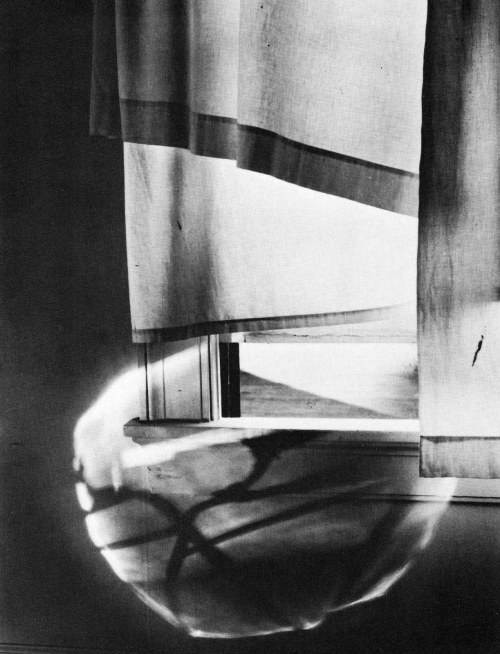 by Minor White. 1958