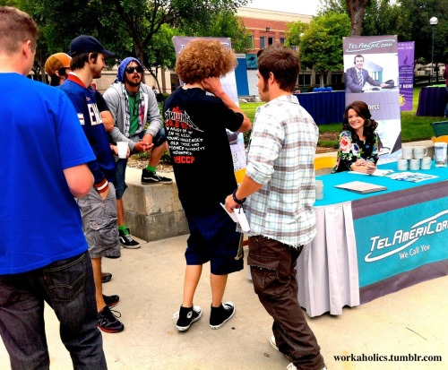 "On the set of ""Flashback in the Day"", Director Kyle Newacheck works with Director of Photography Grant Smith and Camera Operator Justin Browne to block the scene where the guys first meet Alice and the TelAmeriCorp world. ""Happy Alice"" gives you a glimpse of what that world was like before Adam, Anders, and Blake invaded.  Who knows, if they never worked there… Maybe Homegirl would still be alive. Maybe Montez's son wouldn't have seen an adult man's penis at age 9. Maybe Jillian would have died at Waymond's hand; maybe Waymond would have died at Jillian's hand.  One of them would be dead, for sure.  And Jet Set ain't saying who."