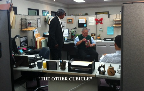 "Are you ready to go back inside ""The Other Cubicle"" with Montez, Waymond, and Jet Set? Good.  Because the latest episode, ""I Love You"", is LIVE for your viewing pleasure HERE."
