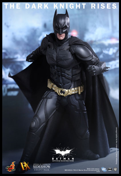 The Dark Knight Rises Batman action figure