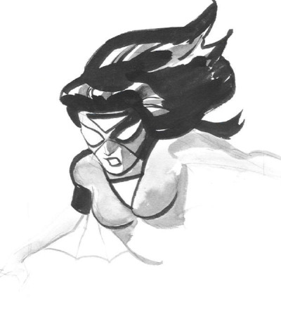 Spider-Woman by Tim Sale