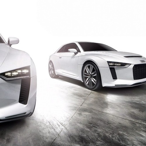 "#Audi #quattro #Concept #Design #Beauty ""Beauty isn't only skin deep."" (Taken with Instagram)"