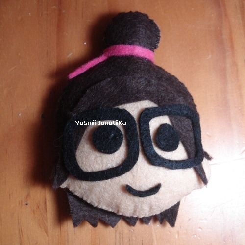 This is CNU (?) I think this is not so good, but I just want to try it ^.^