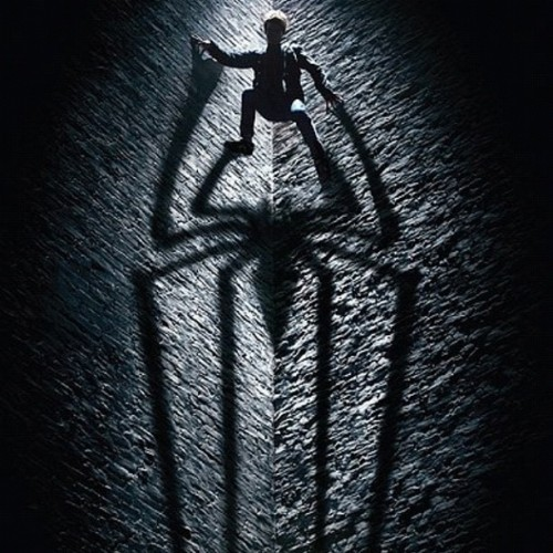 Spiderman Movie Poster 2012 (Taken with Instagram)