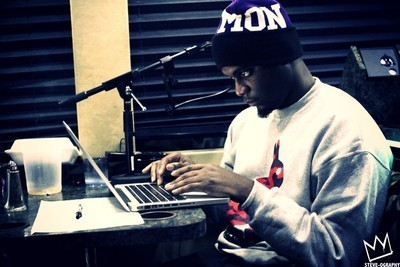 "Big K.R.I.T. is dope for this…  defjamblr:  Win a night in the studio with Big K.R.I.T. http://superglued.com/bigkrit  Big K.R.I.T. have made a name for himself kickin' raw and soulful lyrics to original tracks produced by himself. Now he extends the opportunity for other talented artist to be heard and potentially create a classic.  GRAND PRIZE: A night in the studio with Big K.R.I.T. to create an original song  Win a night in the studio with Big K.R.I.T. to create an original song to be distributed online! Shoot a video cover of your favorite Big K.R.I.T. song (a remake, remix or word-for-word) and post it to YouTube. Big K.R.I.T. will pick the best cover at the end of the tour from the top 10 point receivers. Winner will also receive an autographed copy of Live from the Underground, photos with K.R.I.T. in the studio and Big K.R.I.T. tour merch. To post your video cover:1. Connect to your YouTube account on SuperGlued. 2. Post your video on YouTube and include ""KRITCoverVideo"" tag."